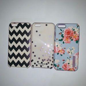 iPhone Case Bundle (Kate Spade)💜